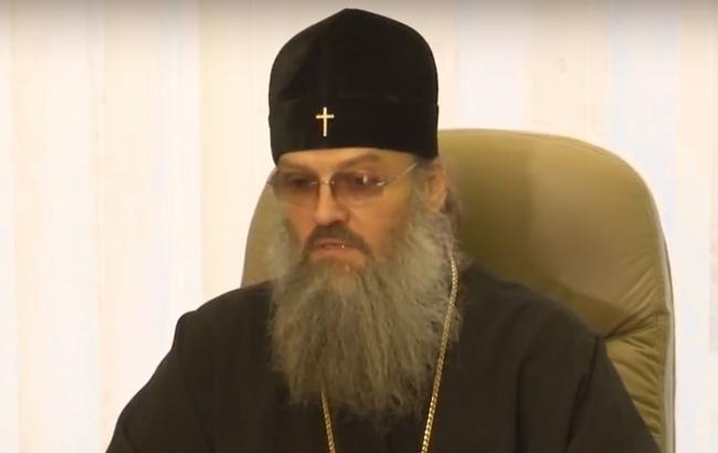 Кадр из видео (YouTube/Запорожская епархия)