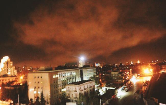 Ілюстративне фото: війна в Сирії (twitter.com/MonicaLeofreddi)