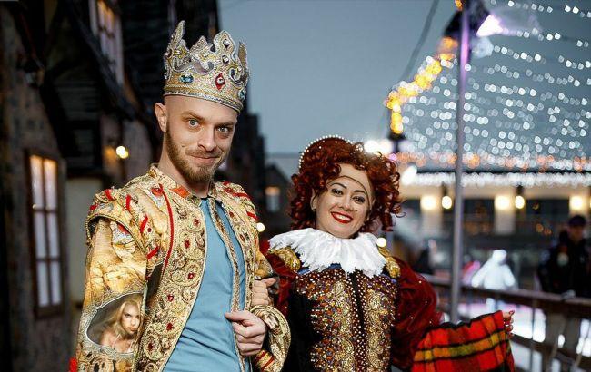 Циркове шоу на льоду - шоу для всієї сім'ї