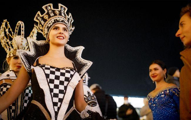 Киевлянам показали захватывающее цирковое шоу на льду: настоящая феерия!