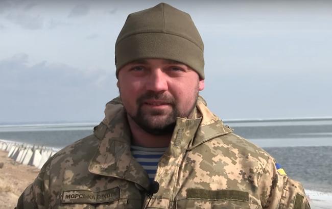 Фото: Бійці привітали українок зі святом