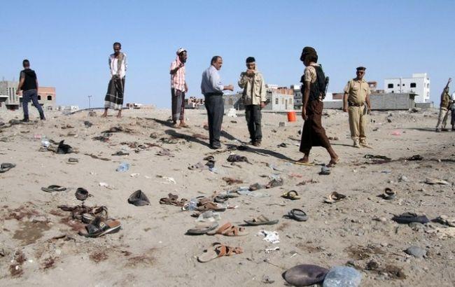 Теракт у Ємені: кількість жертв перевищила 40
