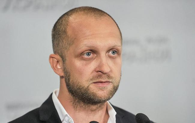 Фото: нардеп Максим Поляков (nfront.org.ua)