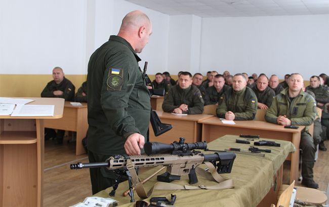 Нацгвардия откажется от советских автоматов и перейдет на новые украинские винтовки
