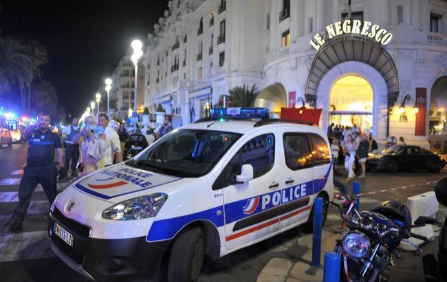 Фото: теракт во Франции (Bloomberg)