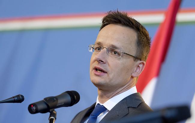 Фото: глава МИД Венгрии Петер Сийярто (nkfih.gov.hu)