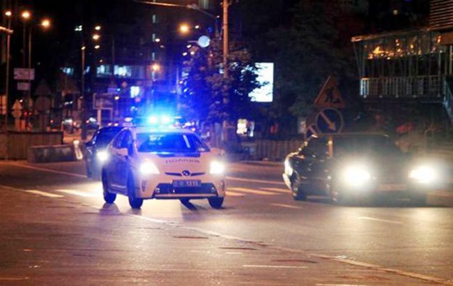 В Киеве столкнулись 5 автомобилей, есть пострадавшая