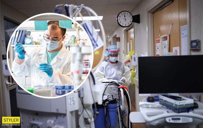 Украинский врач рассказал, почему некоторые пациенты болеют COVID-19 очень тяжело