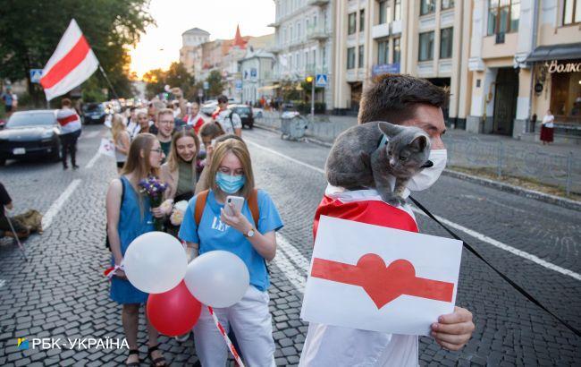 Тихановская объявила на субботу глобальный пикет солидарности с Беларусью