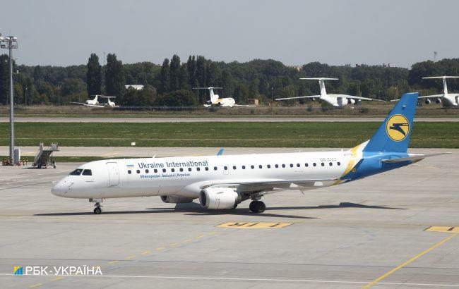 МАУ отменила сегодняшний рейс из Киева в Тель-Авив