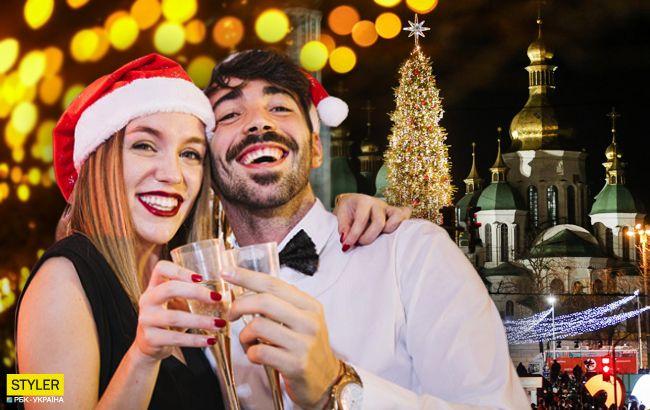 Куди піти в Києві на Новий рік і Різдво: зимові гуляння, експерименти і закордонні оркестри
