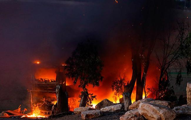 Из сектора Газа по Израилю выпустили 300 ракет, ранен 21 человек