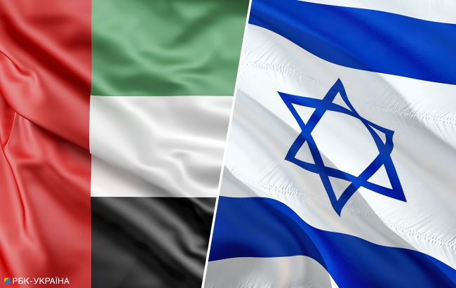 Ізраїль і ОАЕ вперше запустили прямий телефонний зв'язок