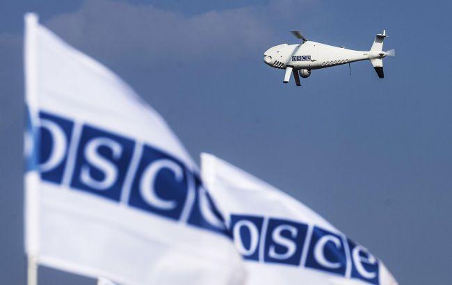 ОБСЕ зафиксировала на Донбассе танки боевиков в жилой застройке