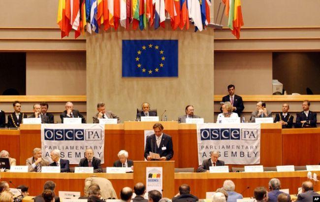 ОБСЕ приняла резолюцию о милитаризации РФ Крыма, Черного и Азовского моря