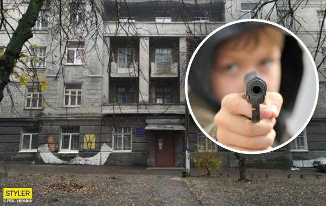 Студент відкрив стрілянину в гуртожитку Дніпра і намагався вчинити суїцид
