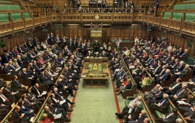Палата громад Британії ухвалила аналогічний