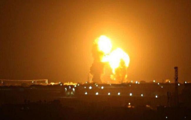 Біля посольства США у Багдаді впали дві ракети