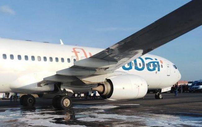 У аеропорту Одеси евакуювали пасажирів літака через задимлення