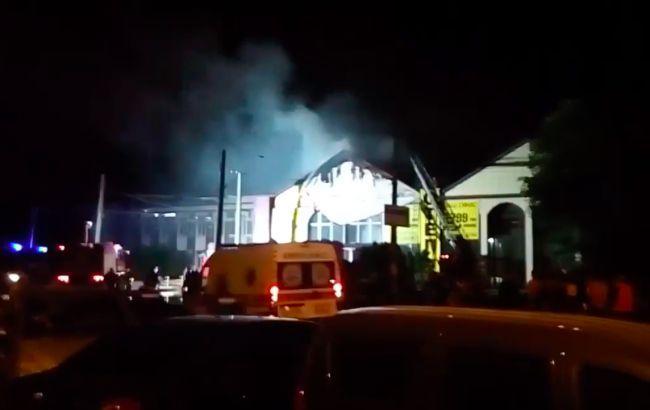 Пожежа в Одесі: поліція відкрила справу