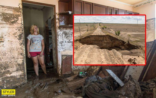 Как после Куреневской трагедии: появились фото последствий схода селя под Одессой