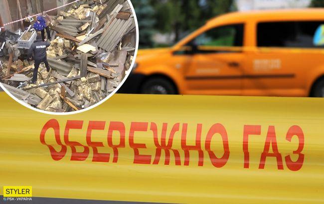"""""""Внуки выскочили в крови"""": появились подробности взрыва дома в Одессе"""