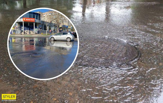 Под Одессой из-за ЧП затопило город: что там происходит
