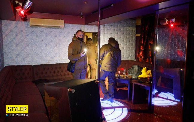 В Одессе спасатели силой остановили вечеринку: хозяева клуба с кулаками бросились на полицию