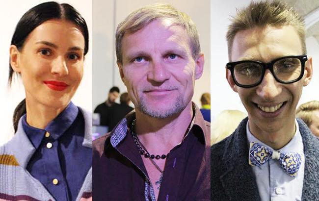 Чего не хватает в украинской моде Олегу Скрипке, какими вещами будет злоупотреблять Ефросинина и зачем Дюденко отрастил бороду