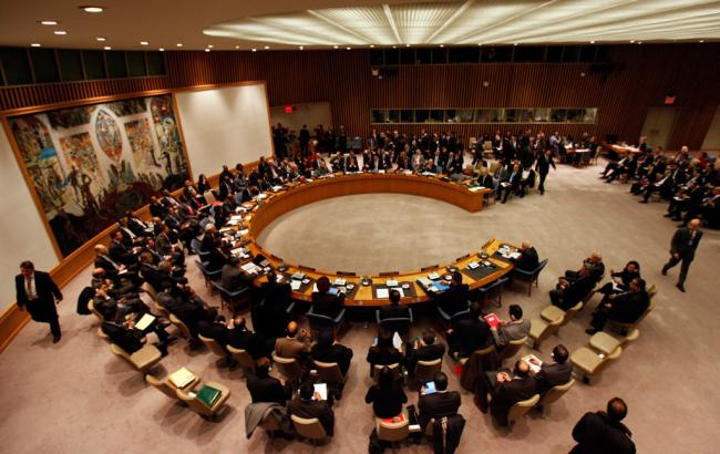Фото: большинство участников СБ ООН проголосовали против российской резолюции по Сирии