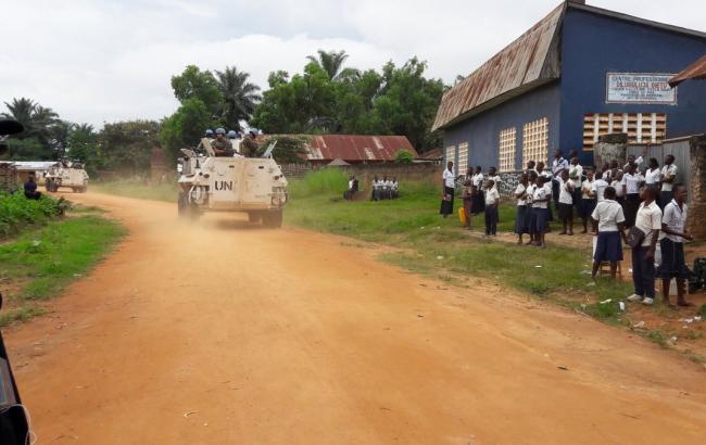 Фото: ООН обнаружила в Конго новые захоронения