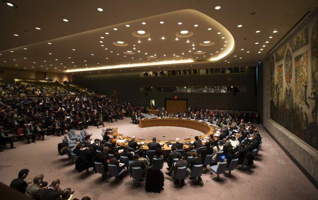 Радбез ООН закликав до негайного припинення вогню на Донбасі