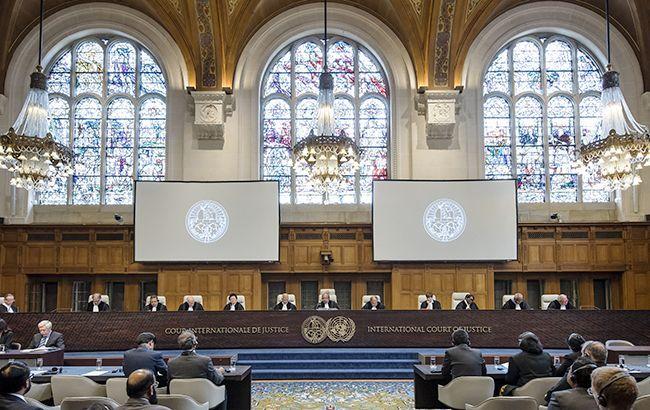 Суд у Гаазі анонсував слухання у справі України проти Росії