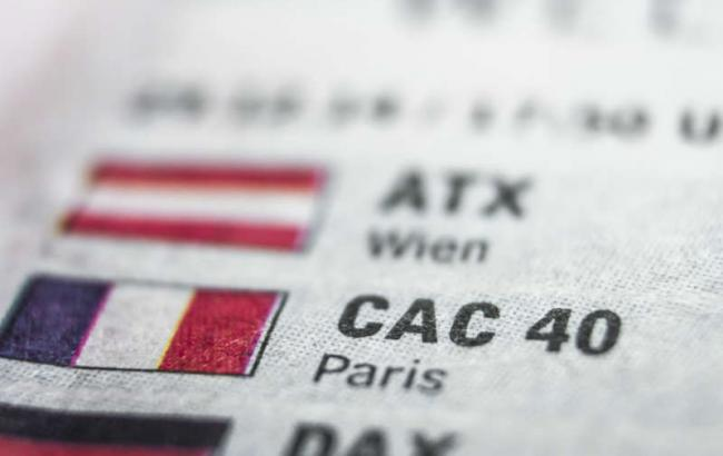 Фото: європейські біржі відкрилися падінням котирувань