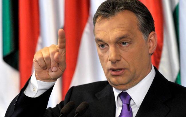 Фото: Віктор Орбан