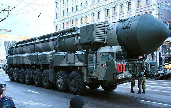 Росія, Китай та Монголія проведуть військові навчання із симулюванням ядерного нападу