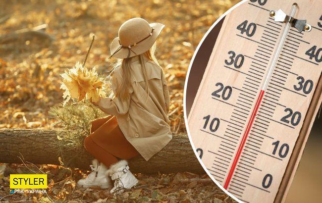 Рідкісні дощі та більше потепління: яка погода буде в Україні в цей вихідний
