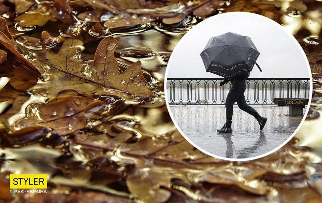 Резко похолодает и зальет сильными дождями: где погода окончательно испортится