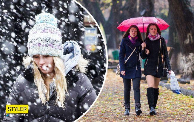 Синоптик ошарашил украинцев прогнозом на осень: ударят морозы и пойдет снег