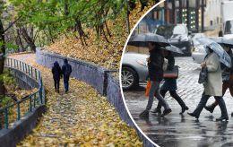 Українців чекає дощовий уїк-енд з комфортною температурою, але потім погода зміниться