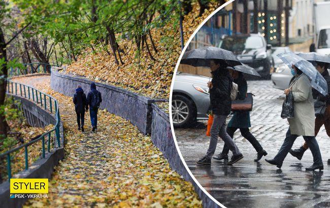 Синоптики рассказали, сколько еще в Украине продлится бабье лето и когда похолодает