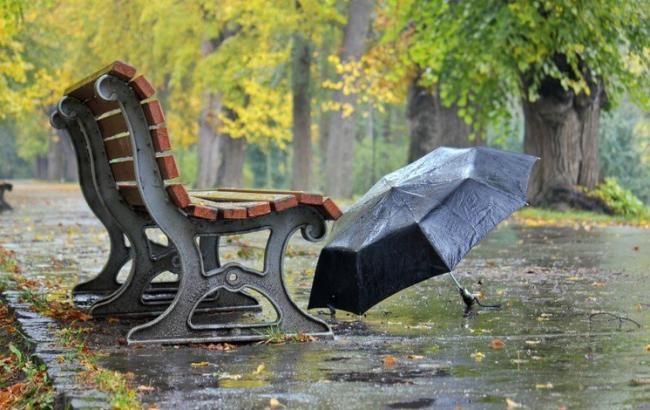 Погода на сегодня: в некоторых областях дожди, температура до +25