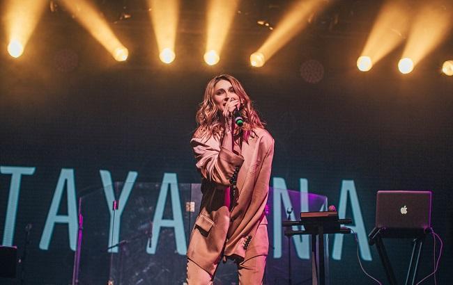 Душевно и откровенно: TAYANNA выступила в Киеве с новой программой