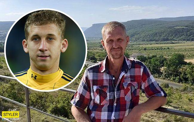 В окупованому Криму зник батько відомого українського футболіста (фото)