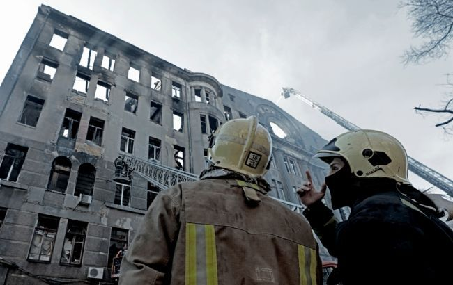 Траур и 10 погибших: что происходит в Одессе после пожара