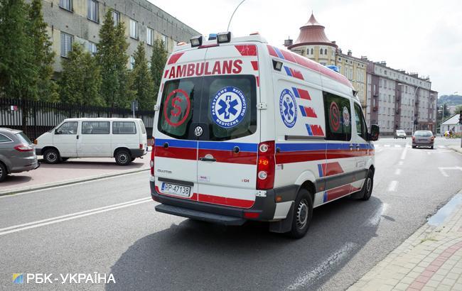 В Польше в ДТП попал автобус с украинцами