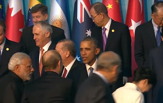 G20: Путин и Обама не договорились относительно Сирии