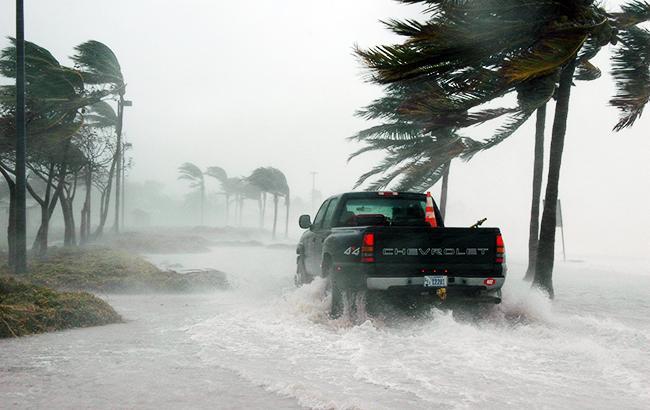 Рекордный вред из-за стихий в прошлом 2017 году — США