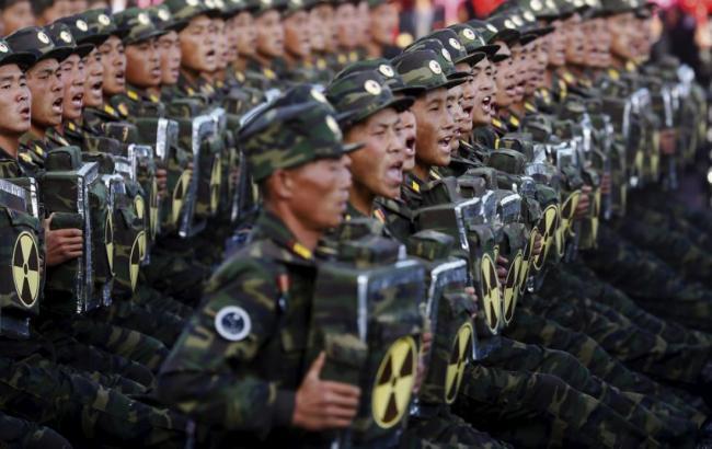 Фото: в КНДР появился новый вид войск