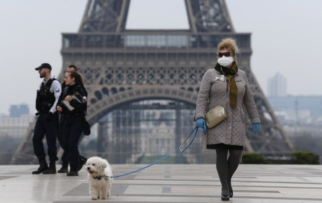 Франция сохраняет запрет на въезд для граждан стран, не входящих в Евросоюз